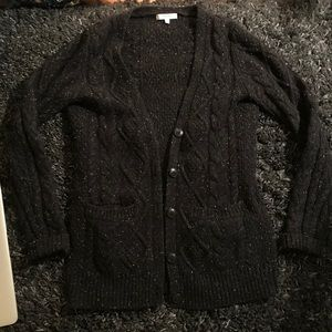 Madewell cozy wool cardigan